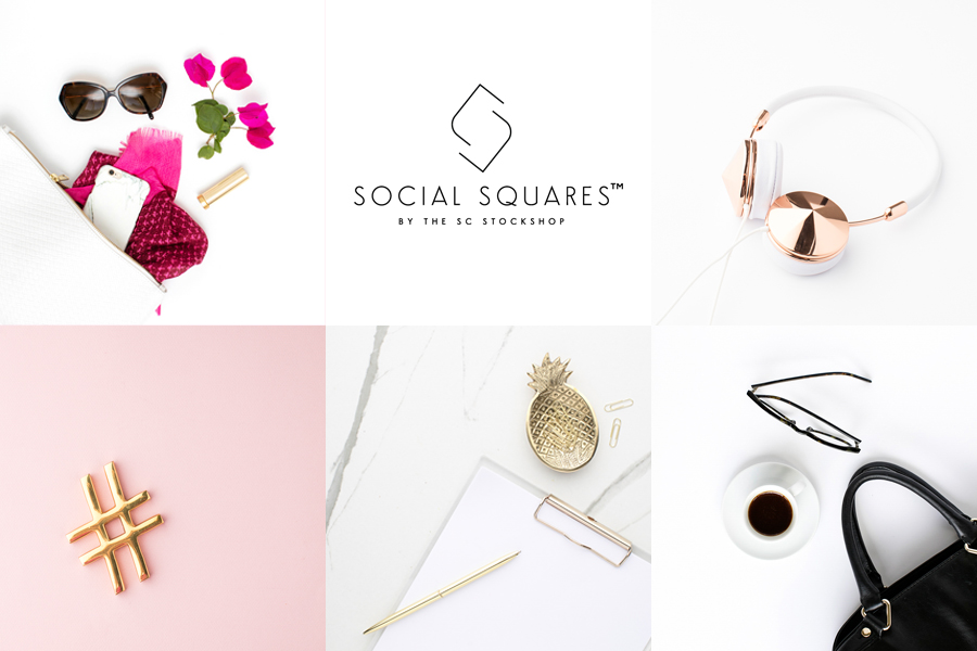 The Best Styled Stock Photography Shops for Female Entrepreneurs: Social Squares is styled stock for your social spaces aka the best thing to happen to female entrepreneurs since social media management and scheduling tools!!