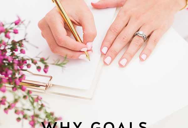 The difference between why goals and to-do goals and why every entrepreneur needs both with guest copywriter and brand strategist Mollie Marrocco on The Productivity Zone!!