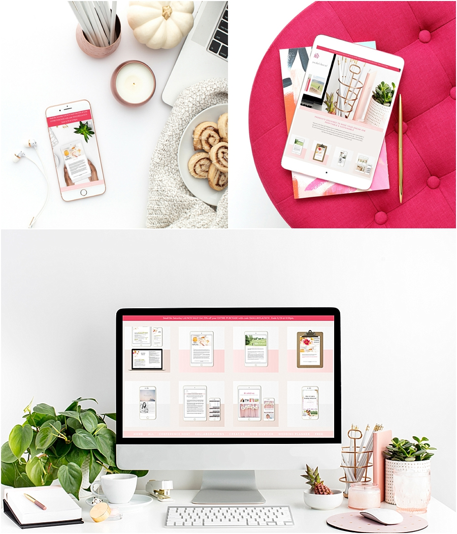 Not sure how to use styled stock photos in your business? Check out these inspiring ideas for your next product or service launch on The Productivity Zone!!