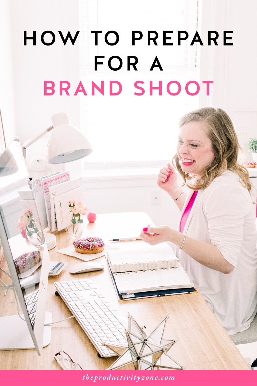 Want to knock your brand shoot out of the ballpark? Find out what a brand photographer, makeup artist, and creative small business owner recommend you do for your first or next brand shoot on The Productivity Zone!!