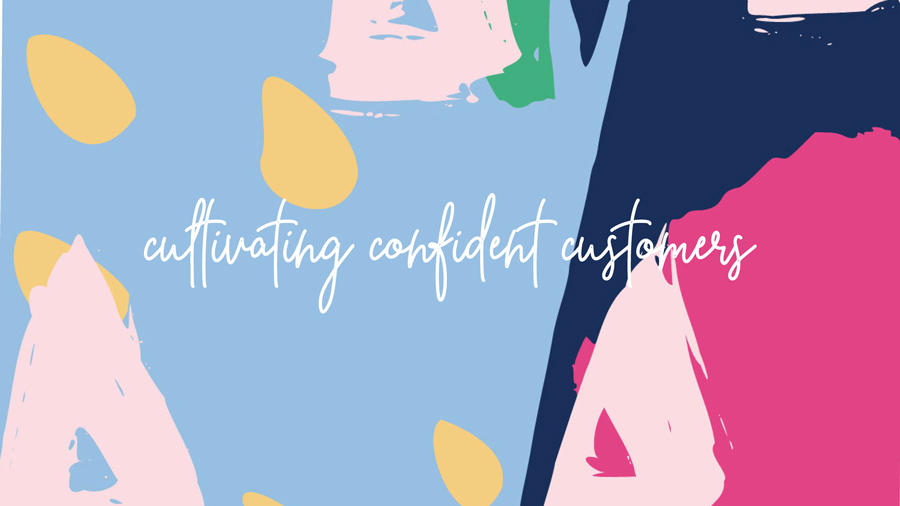 The difference between a confident customer and a confused customer is simply a matter of how connected they are to what you sell and how informed they are in what they'll get. More tips from Megan Martin Creative on how to put your website to work for you on The Productivity Zone!!