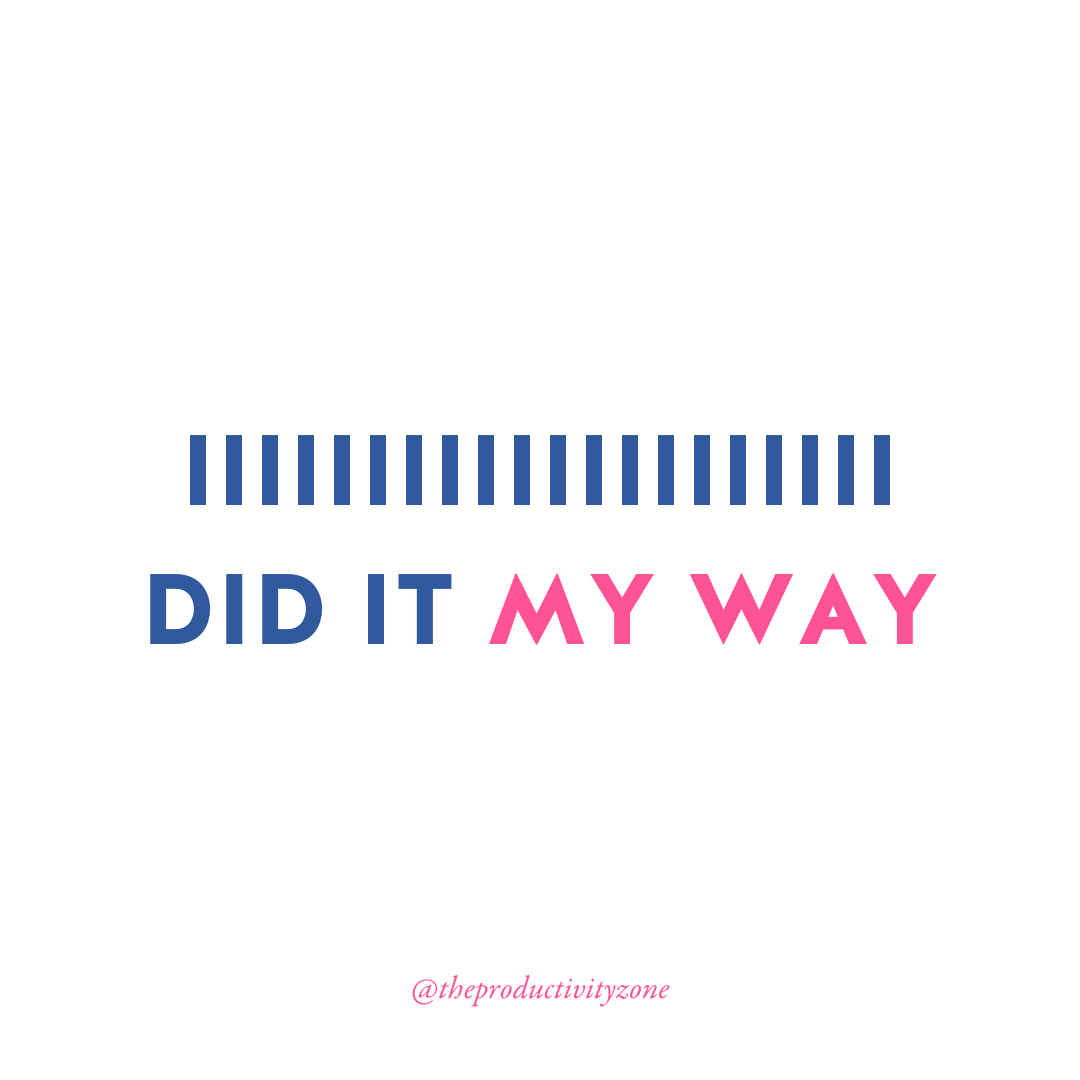 bold navy and hot pink text on a white background